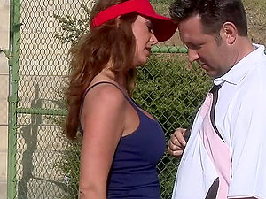 Incredible Douche Scene With The Big-boobed Raquel Devine