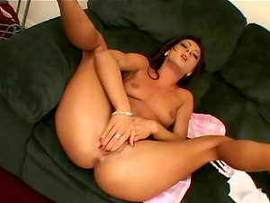 Sandra Romain gets her butt toyed and fucked remarcably well