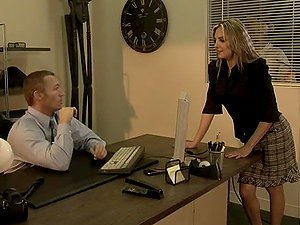 Lexi Love Gets A Mouthhole Of Jism In Xxx Scene