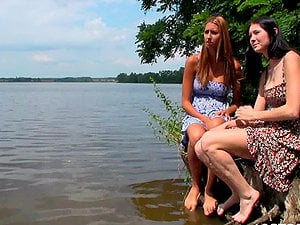 Friends With Benefits By The Lake
