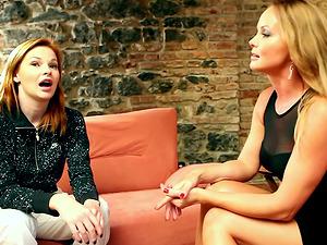 Nice interview with a sweet honey Tara Milky