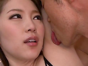 Miki Yoshimura gets fucked prettily and also facialized