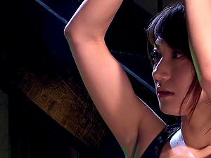Saki Kouzai Is A Kinky Victim Willing To Do Whatever Her Master Wants