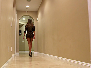 Gorgeous mummy Madison Ivy blows and gets her coochie pounded hard