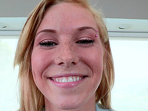 Ella Forest is fucked by her masseuse after an oil rubdown