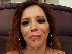 Horny Cougars Gets Facial cumshot Jizz shot In An Amazing Compilations