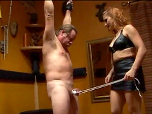 Slaved Handome Stud Gets Tantalized In A Domination & submission Fucky-fucky Indoors