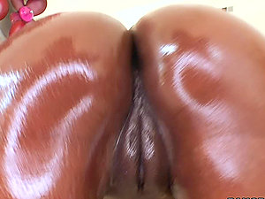 Black honey got supple assets and heavy-ass and she's ready for rough fuck