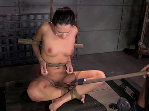 Let me give you the stimulations while you're all tied up!