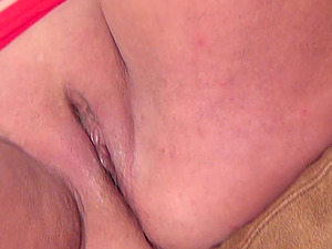 Matured BBW providing gigantic dick blow-job till getting facial cumshot money-shot