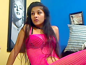 Hot Latina Domina Instructs Your Man rod a Lesson