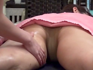 Formidable lesbian game for a couple of horny Japanese chicks