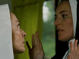 Nina Hartley and Mona Wales are horny nuns who want to fuck