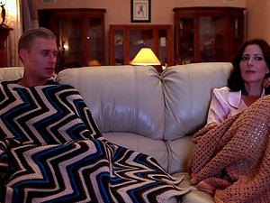 Slutty Zoey Holloway having hot action with Jenna J Ross
