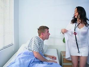 Horny patient enjoys fucking nasty Chanel Preston and Veruca James