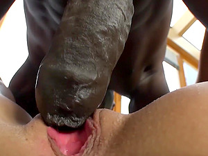 Cock mad you ebony