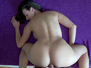 Busty Mea Melone screams while getting her asshole is penetrated