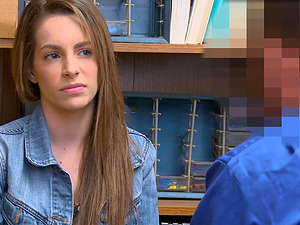 Hard dick makes naughty chick Kimmy Granger moan loudly