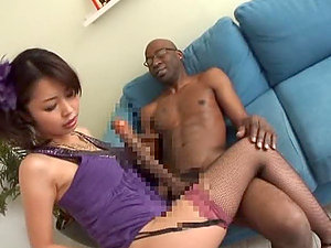 Marika Luvs Two Big Black Dicks and Love the Hard-core!
