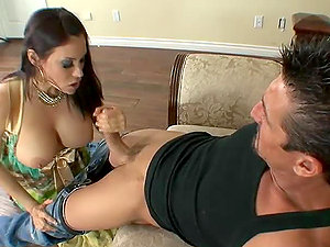 An Amazing Lovemaking Scene With The Ever So Chesty Mrs.Marie