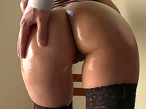 Big Shaft Drilling Timid Love's Brilliant Donk in Anal invasion Romp Vid