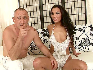 Beautiful Janet Joy and Friend Learning How to Knuckle Fuck