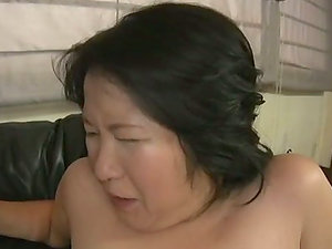Chubby Asian Gets A Internal cumshot Inwards Her Clean-shaven Twat