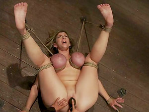 Sara Jay the buxom Mummy loves to be predominated and tormented