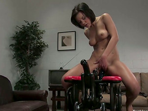 Fucked getting ruby knox