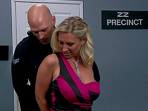 Hot Point of view With Devon Lee Cougar Office Fuck With Spunk In Mouth!