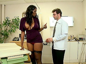 Hot Dark-hued Bitch Fucked Deeply in The Butt and Loving it!