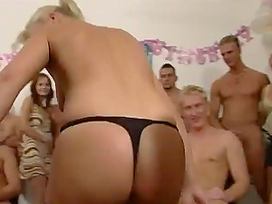 Crazy Orgy and Hump Soiree with Facial cumshot Cum-shots for the Horny Hoes
