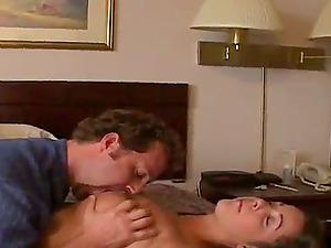Tiffany has terrific oral fucky-fucky and gives a stunning tit job