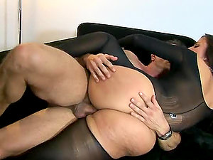 Awesome Anal invasion Fucky-fucky with Simone Peach's Taut Big Donk