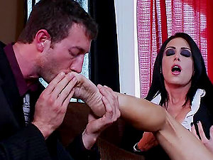 Lusty Vampire Honies Feed On Horny Guys