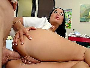 Nurse Helping Arm