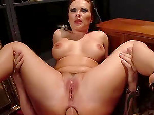 Big Treasure Hard-on In Big Beautiful Asshole and Hot Fucking