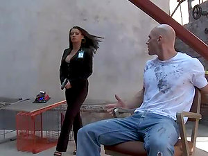 Best Outdoor Fucky-fucky Featuring Gorgeous Jenna Presley