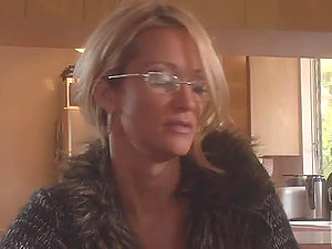 Mature Blonde Stunner Wants A Youthful Fuck Acquaintance