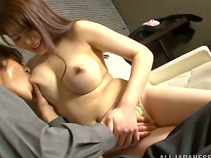 Dinner Completes up with the Horny Japanese Chicks Fucked