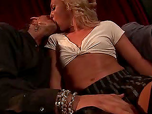 Gonzo Fucking With The Pretty Blonde Ally Kay