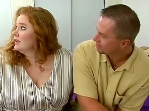Mature Big-boobed BBW Whore With Enormous Big Melons Gets Fucked