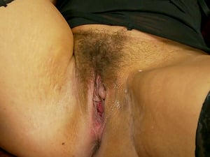 Old Woman and Youthfull Stud Get Nice and Messy Together