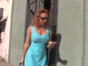 Sexy Lady Loves Providing Handjobs In Hot Group sex Scene