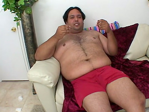 Reality Flick of a Honey Providing a Fat Man a Wicked Blowage
