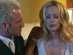 Stormy Daniels is Back! Greatest Cougar Alive! Big Titties and Hot Mouth!