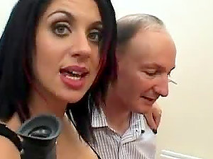 Black-haired Hot Doggystyle and Gonzo Fucking