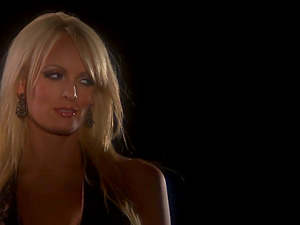 Beautiful Stormy Daniels gets fucked adorably at night