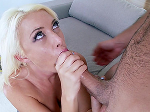 Big boobed Summer Brielle gets twat ate and fucked