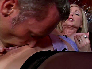 Cougar Wives Fucked Hard In This Hot Swinger Four way